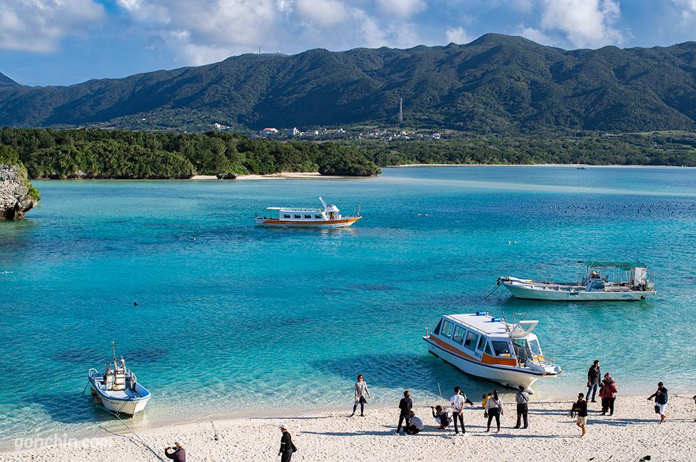 石垣島へ観光旅行-川平湾