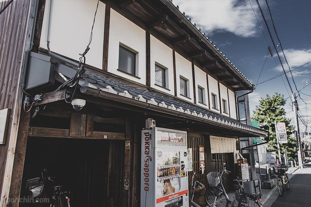 be京都-外観