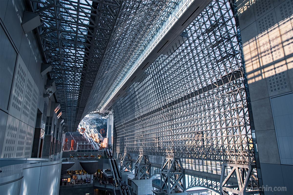 京都駅の写真1