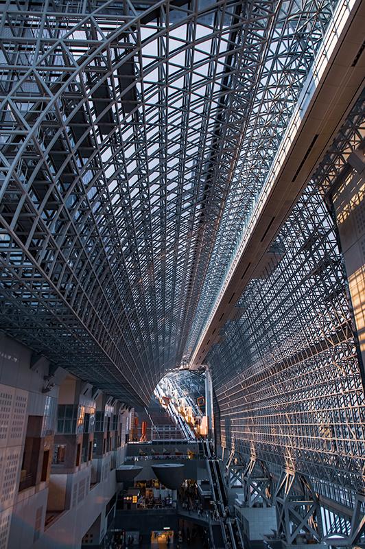 京都駅の写真