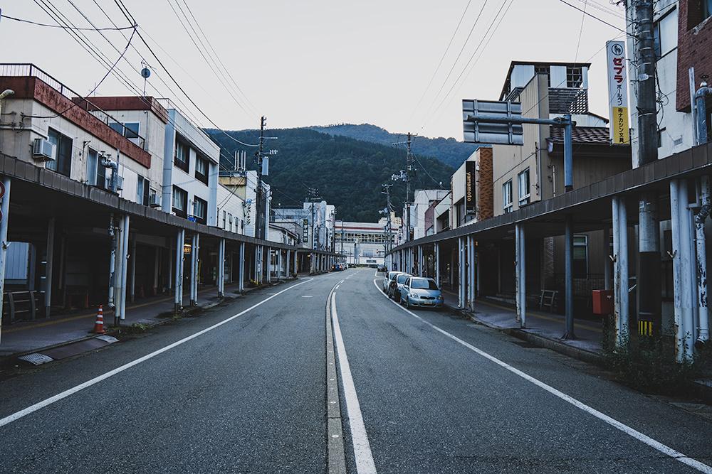 湯沢温泉ベストショット